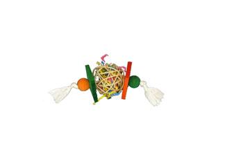 Balsa & Vine Foot Toy